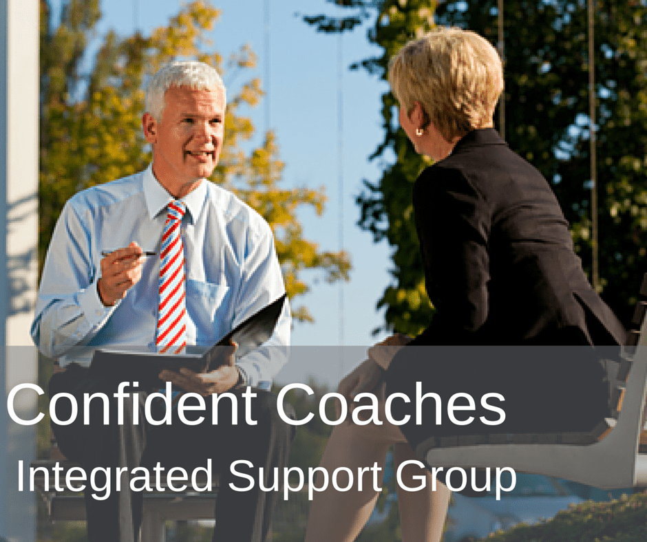 Confident Coaches Support Group