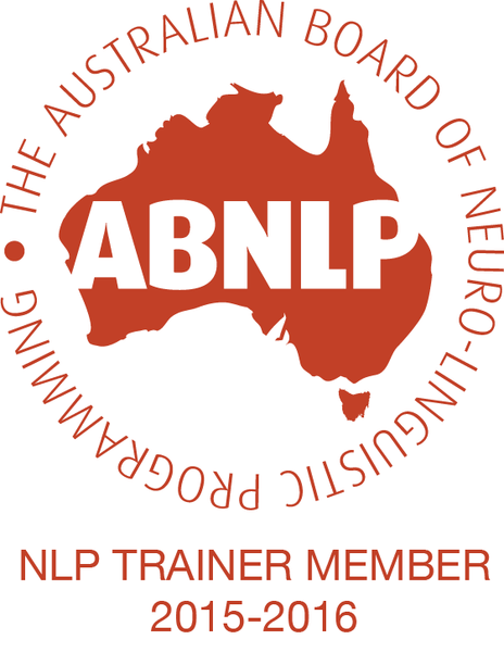 Registered with the Australian Board of NLP