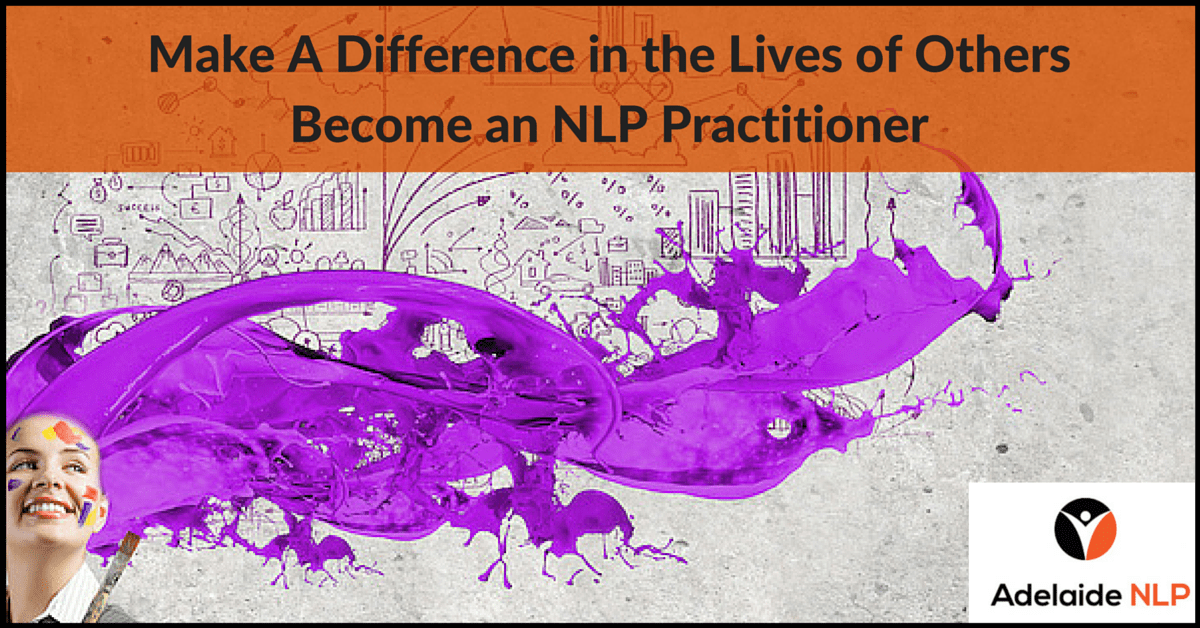 NLP Practitioner Course | Professional Training | Adelaide NLP